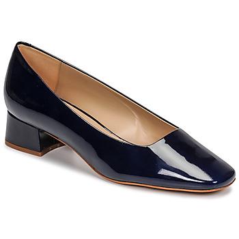 Shoes Women Heels JB Martin CATEL Marine