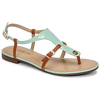 Shoes Women Sandals JB Martin GAELIA Azure
