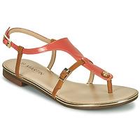 Shoes Women Sandals JB Martin GAELIA Coral