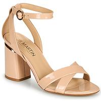 Shoes Women Sandals JB Martin KIMOE Powder