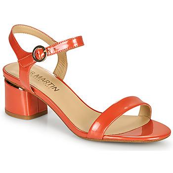 Shoes Women Sandals JB Martin MALINA Coral