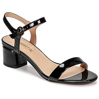 Shoes Women Sandals JB Martin MALINA Black