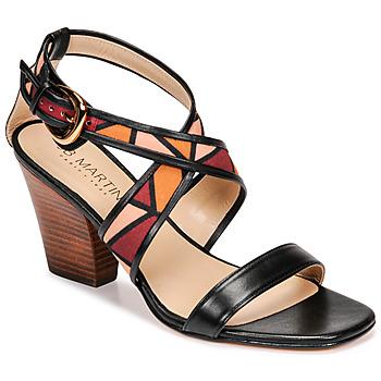 Shoes Women Sandals JB Martin NALIA Black