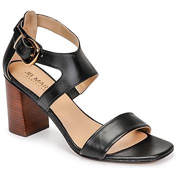 Shoes Women Sandals JB Martin NAWELI Black