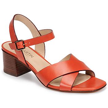 Shoes Women Sandals JB Martin OXIA Papaye