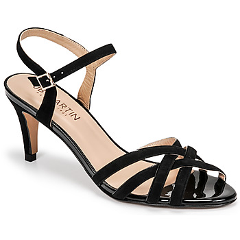 Shoes Women Heels JB Martin PIRIA Black