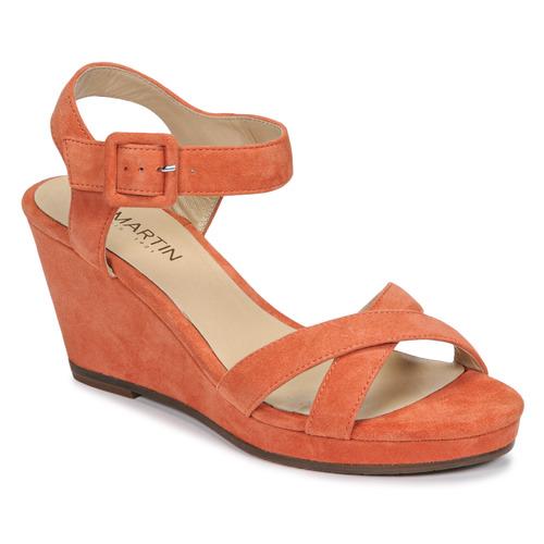 Shoes Women Sandals JB Martin QUERIDA Papaye