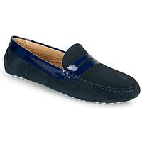 Shoes Women Loafers JB Martin TABATA Marine