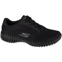 Shoes Women Low top trainers Skechers GO Walk Smartinfluence Black