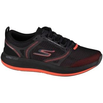 Shoes Men Low top trainers Skechers GO Run Pulse Black, Red