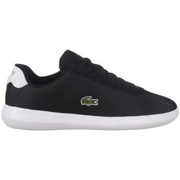 Shoes Men Low top trainers Lacoste Avance 119 2 Sma Black