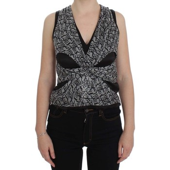 Clothing Women Tops / Sleeveless T-shirts Karl Lagerfeld