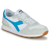 Shoes Men Low top trainers Diadora CAMARO Blue / White