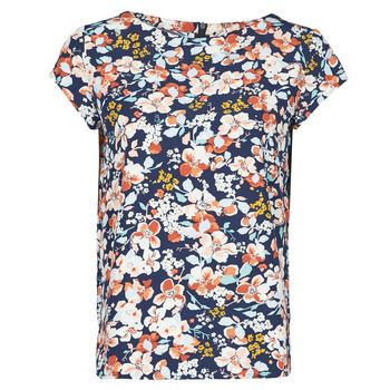 Clothing Women Tops / Blouses Betty London OMISS Marine / Pink