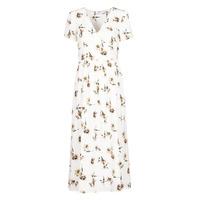 Clothing Women Long Dresses Betty London OFRI White