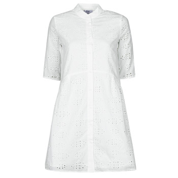 Clothing Women Short Dresses Betty London ODA White