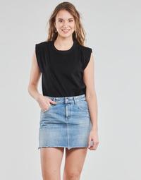 Clothing Women Tops / Blouses Yurban OPOULI Black