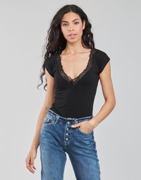 Clothing Women Tops / Blouses Yurban OVIVA Black