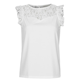 Clothing Women Tops / Blouses Moony Mood OTTIA White