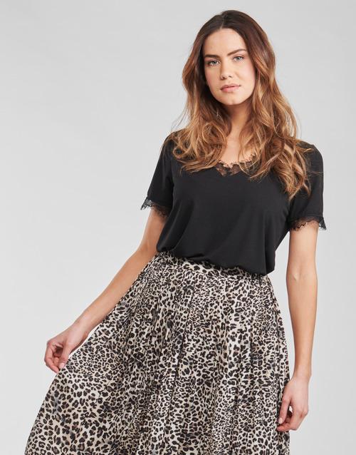 Clothing Women Tops / Blouses Moony Mood OTUIDE Black