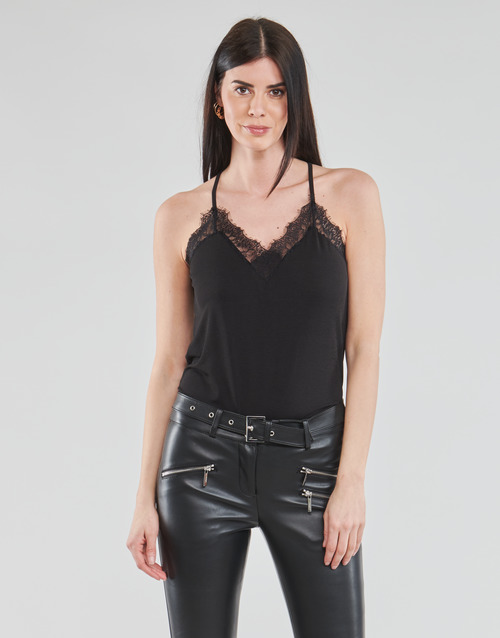 Clothing Women Tops / Blouses Moony Mood OTOP Black