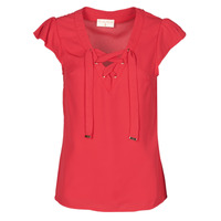 Clothing Women Tops / Blouses Moony Mood OPAK Red