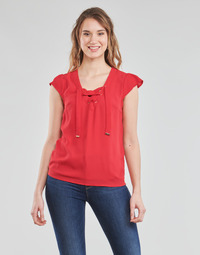 Clothing Women Tops / Blouses Moony Mood OPAK Red
