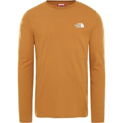 Clothing Men Long sleeved tee-shirts The North Face Easy Honey