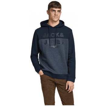 Clothing Men Sweaters Jack & Jones SUDADERA  RETAIL 12184429 Blue
