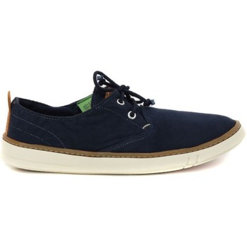 Timberland  ALLACCIATA NAVY  mens Shoes (Trainers) in multicolour