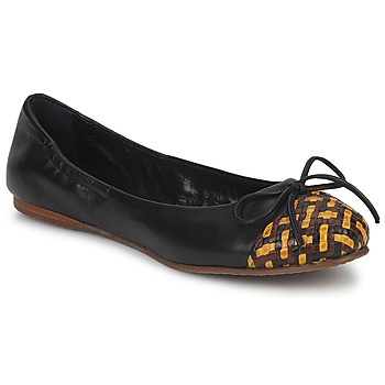 Shoes Women Flat shoes Stéphane Kelian WALLY Brown