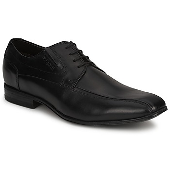 Shoes Men Derby Shoes Bugatti REVUME Black