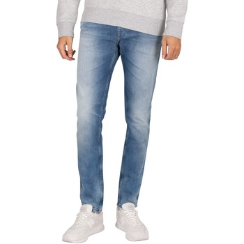 Clothing Men Jeans Tommy Jeans Austin Slim Jeans blue