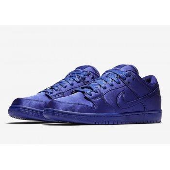 Shoes Low top trainers Nike SB Dunk Low NBA Deep Royal Blue/Deep Royal Blue