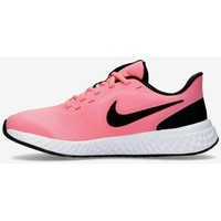 Shoes Women Low top trainers Nike Revolution 5 BQ5671 Pink