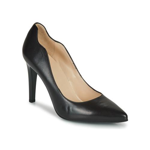 Shoes Women Heels NeroGiardini BASTI Black