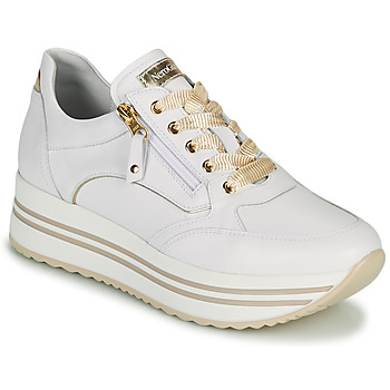 Shoes Women Low top trainers NeroGiardini DAKOTA White