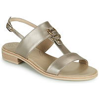 Shoes Women Sandals NeroGiardini PLUIE Gold