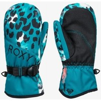 Clothes accessories Gloves Roxy MANOPLAS NIÑA 8/16 ESQUÍ/SNOWBOARD  Jetty ERGHN03025 Blue
