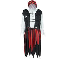 Clothing Women Fancy Dress Fun Costumes COSTUME ADULTE PIRATE SUZY Multicolour