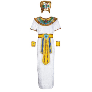 Clothing Men Fancy Dress Fun Costumes COSTUME ADULTE IMHOTEP Multicolour