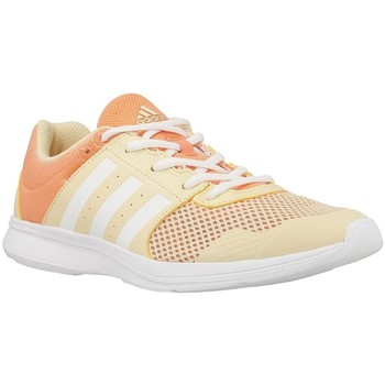 Shoes Women Low top trainers adidas Originals Essential Fun II W White, Orange