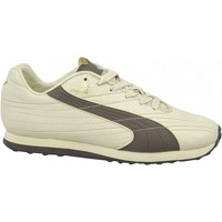 Shoes Men Low top trainers Puma Mojito Brown, Cream