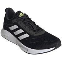 Shoes Men Low top trainers adidas Originals Galaxar Run Black