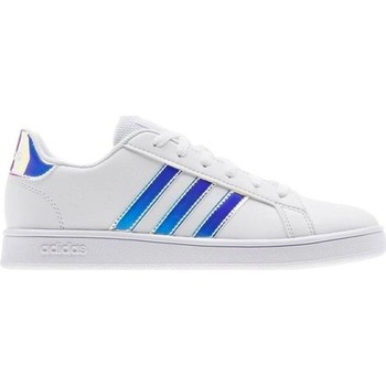 Shoes Women Low top trainers adidas Originals Grand court k FW1274 White