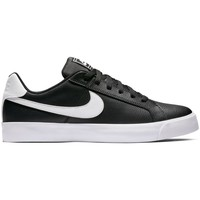 Shoes Men Low top trainers Nike Court Royale AC Black