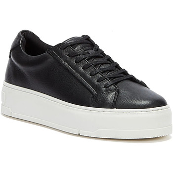 Shoes Women Trainers Vagabond Shoemakers Judy Womens Black / White Trainers Black