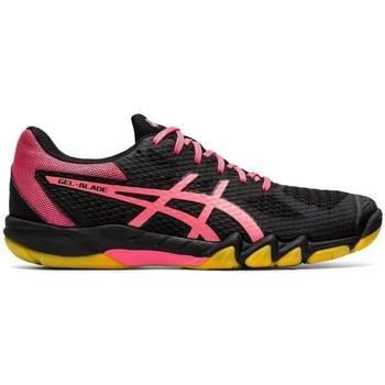 Shoes Women Running shoes Asics Gelblade 7 Black, Pink