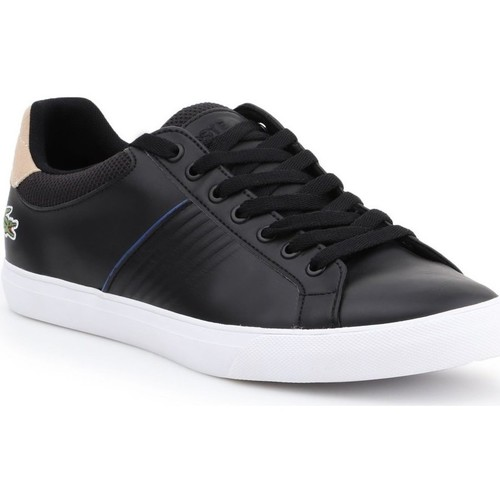 Shoes Men Low top trainers Lacoste Fairlead Black