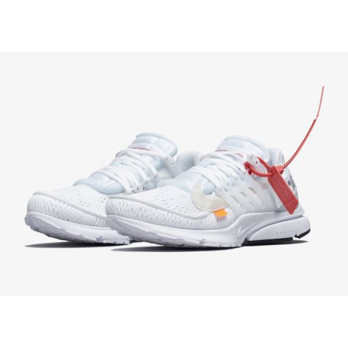 Shoes Low top trainers Nike Air Presto x Off-White